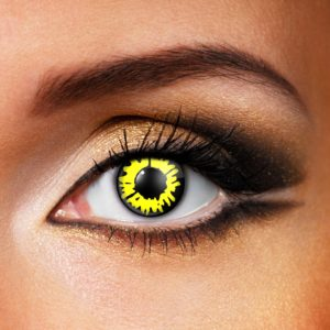 Werewolf Contact Lenses