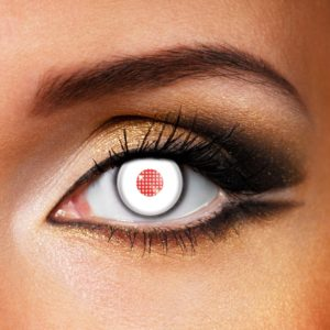 Humanoid Contact Lenses