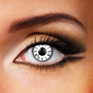 Tick Tock Contact Lenses