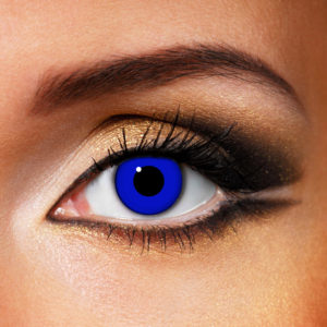 Royal Blue Contact Lenses