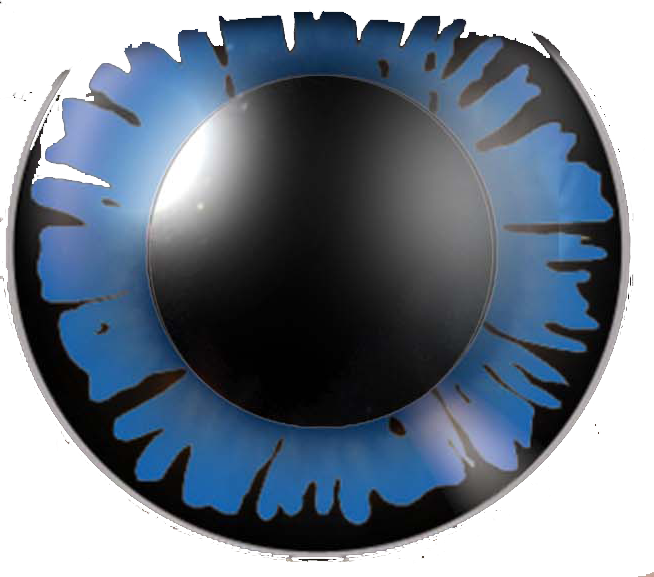 Big Dolly Eye Cool Blue