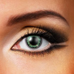 Big Dolly Eye Green Contact Lenses