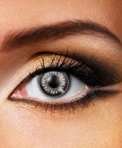 Big Eye Dolly Black Contact Lenses