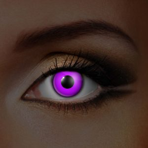 Violet UV Contact Lenses